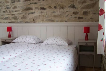 Maison du Silence, chambre d' hotes en camping. - Bed & Breakfast
