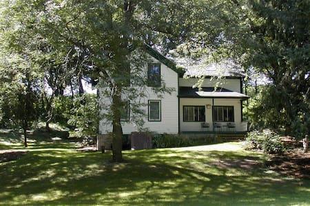 Vermont West - Ház