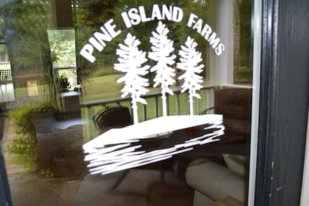 Pine Island Farms - Cut and Shoot - Guesthouse