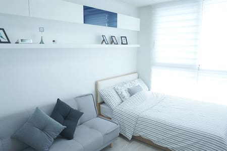 Studio APT in The Heart of Dongdaemun/SuperCentral - Dongdeamum - Apartment