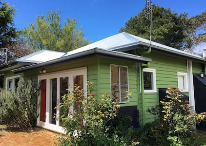 The Green House on Blue Mount Road. - Trentham - Casa