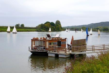 Gîte fluvial Safarive - Port-de-Lanne