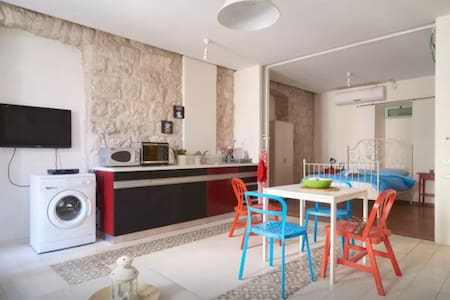 Cozy studio in the heart of JLM - Jerusalem - Huoneisto