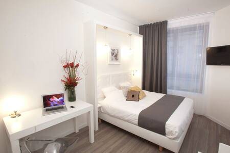 CALM Appart'hotel : Studio CALM - Lille