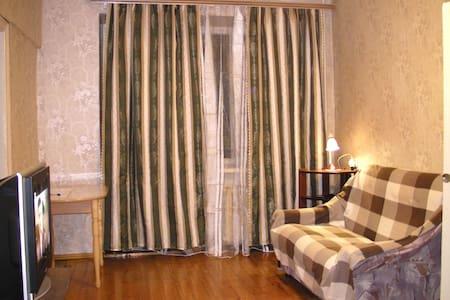 Уютная тихая квартира в Измайлово - Moskva - Apartemen