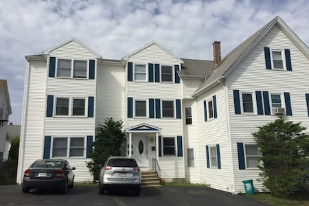 Comfortable and safe place near Boston - Appartement