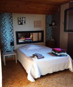 chambres privees - Saint-Léger-lès-Paray - Hus