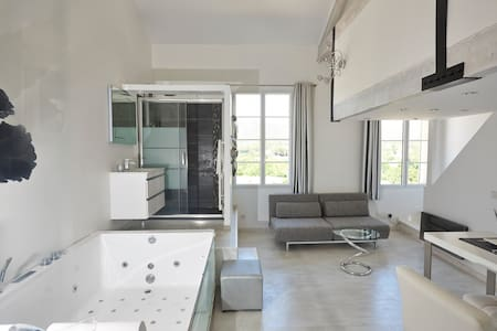 Le Love by nuit-glamour - Appartement