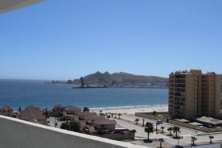 Depto Playa La Herradura, vista Mar - Coquimbo