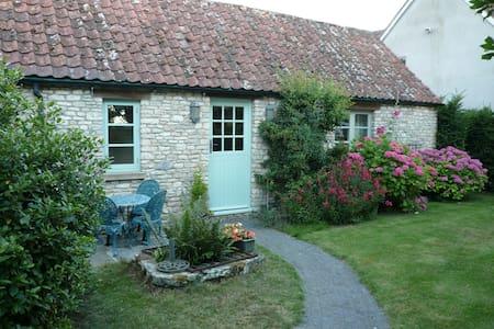 Self Contained Barn Annexe nr Bath - Wick - Apartemen