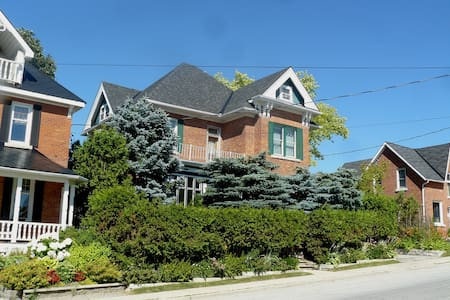 Markdale classic Victorian house