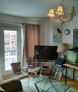 Appartement tres confort à Montréal - Mont-Royal - Lägenhet