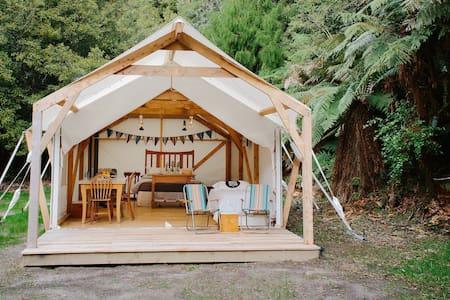 Canopy Camping - Chattan Farm