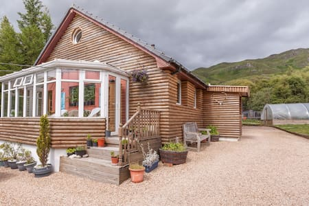 Spa S/C or B&B Lochailort, Highlands Scotland - Dom