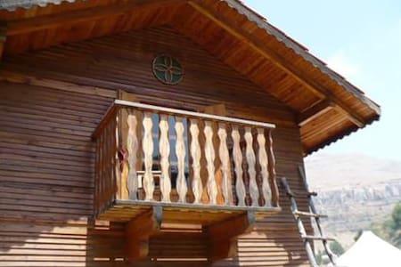 Chalet for rent in Faraya duplex - Bayrut