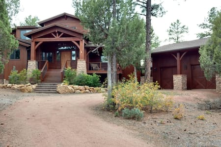 Luxury Cabin Right on the Fairway! - Casa
