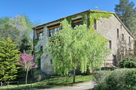 Casa rural en La Garrotxa - Haus
