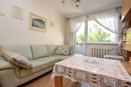 Economy stay in the heart of the city - Apartment