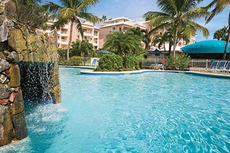Elysian Beach Resort St Thomas USVI - Charlotte Amalie - Condominium