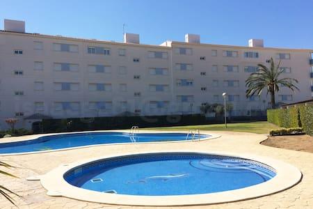 Apartamento: piscina, wifi, parking - L'Ampolla