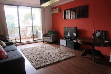 Well furnished comfortable pad
