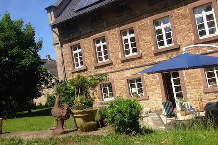 Traum-Gutshaus im Sauerland, 1 - Haus