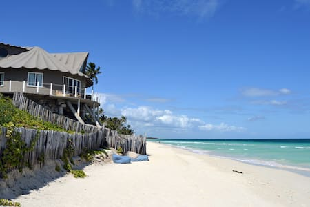 Tulum Villa with private beach - Tulum - Rumah