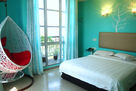 Romantic Seaview Honeymoon Studio