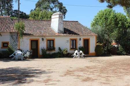 Casa do Caseiro sits within the QUINTA DO PINHAL, a fully restored rural property perfect for those seeking natural beauty and tranquility. This farm provides a quiet, welcoming environment ideal for either a family vacation or a romantic getaway.