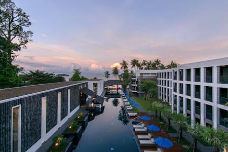 Beachfront Suite Contemporary Zen - Koh Chang Tai