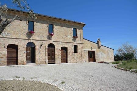 Casa vacanza per 4 persone - Bellante - Apartment