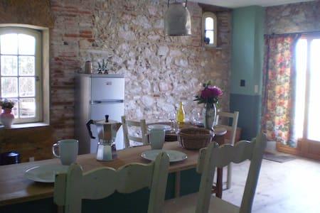 Gîte la Pinède - Apartament