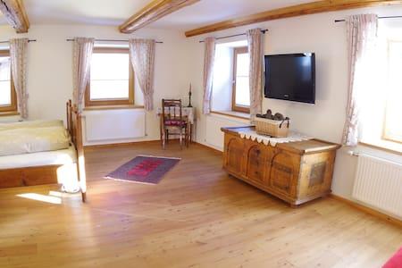 Doppelzimmer #5 - Feriengut Moarhof - Bed & Breakfast