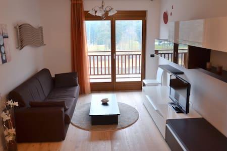 Appartamento nuovo Comano Terme - Lejlighed