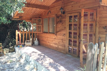 Small house in Terrasini-Cinisi - Haus