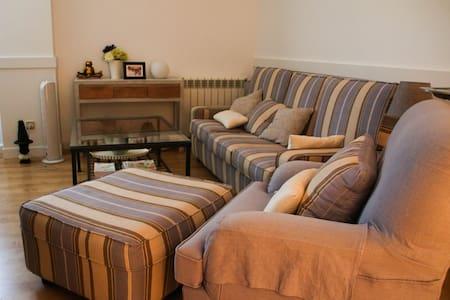Habitación y baño individual - Madrid - Bed & Breakfast