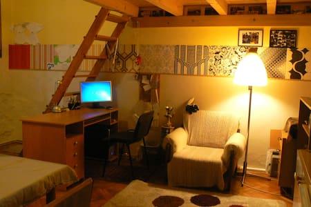 Rózsa Odú  - Rose Haunt - Apartment