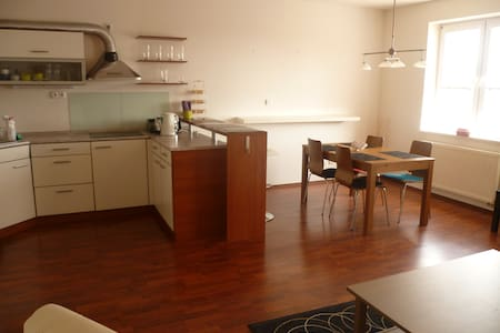 Mezonetový byt blízko Prahy - Apartment