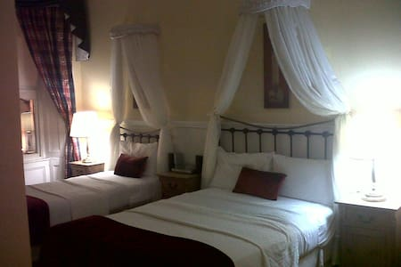 Double/ 2 twin beds 4* The Old Bank - Bed & Breakfast
