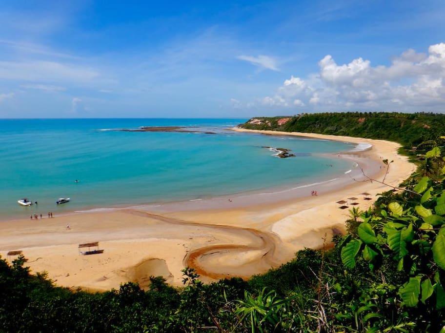 BAHIA BEACH HOUSE, Praia do Espelho