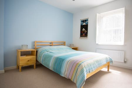 Spacious double room - House