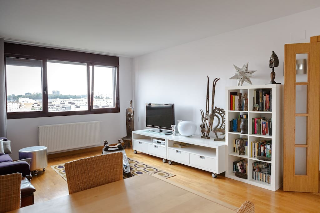2 Bedrooms Apartment with a terrace