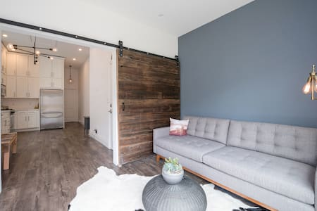 Renovated Victorian Steps to Hayes Valley Dining - San Francisco - Apartment