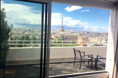 New penthouse near Eiffel tower - Paris - Apartment