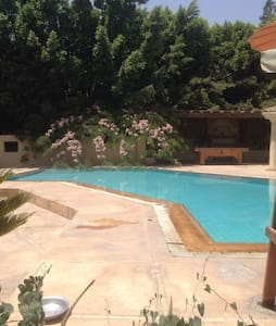 Chalet with pool and garden - Cairo - Chalet