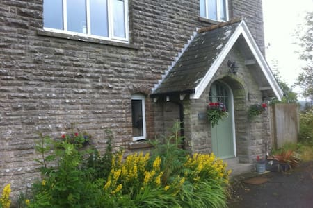 King size room with large en-suite - Llanwrtyd Wells - Bed & Breakfast