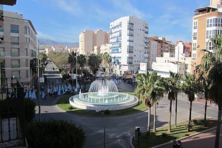 Piso de alquiler en Almería con plaza de garaje - Almería