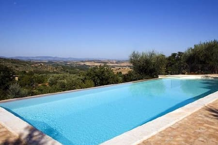 1 bedroom stunning apartment Umbria - Paciano