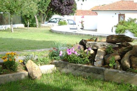 casa com jardim em local calmo - Santa Maria da Feira