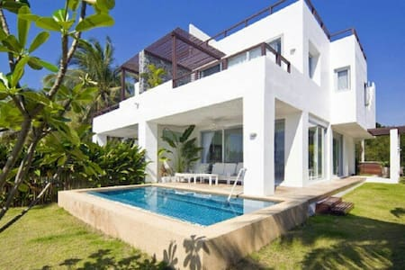 BEAUTIFUL BEACH FRONT POOL VILLA - Villa
